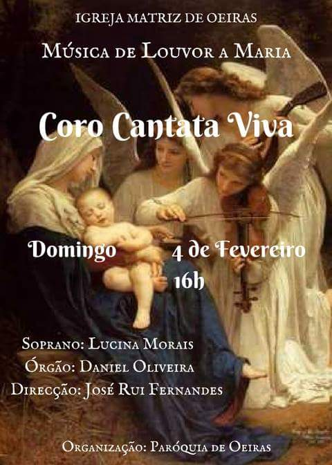 """Concerto """"Louvores a Maria"""""""
