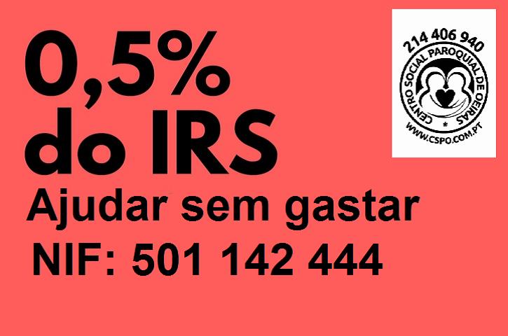 Ajude o nosso Centro Social Paroquial de Oeiras