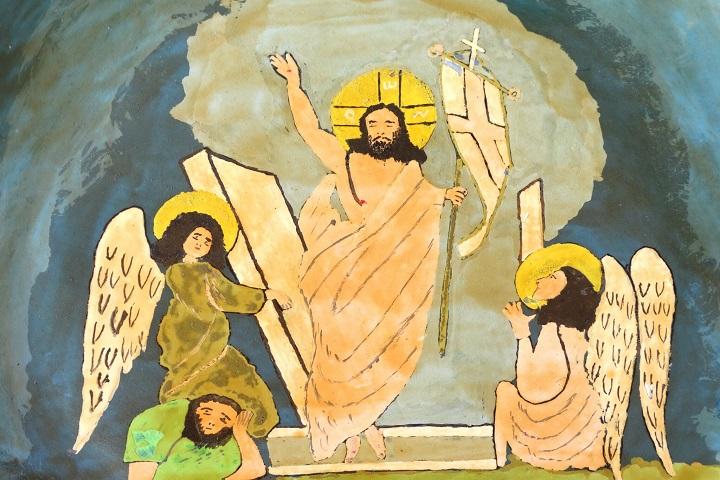 Jesus VIVE! Santa Páscoa a todos.
