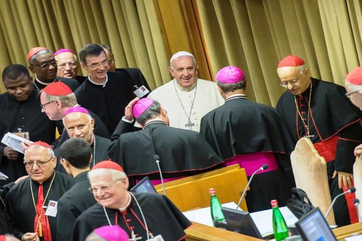 Intervenção de D. Joaquim Mendes no Sínodo dos Bispos