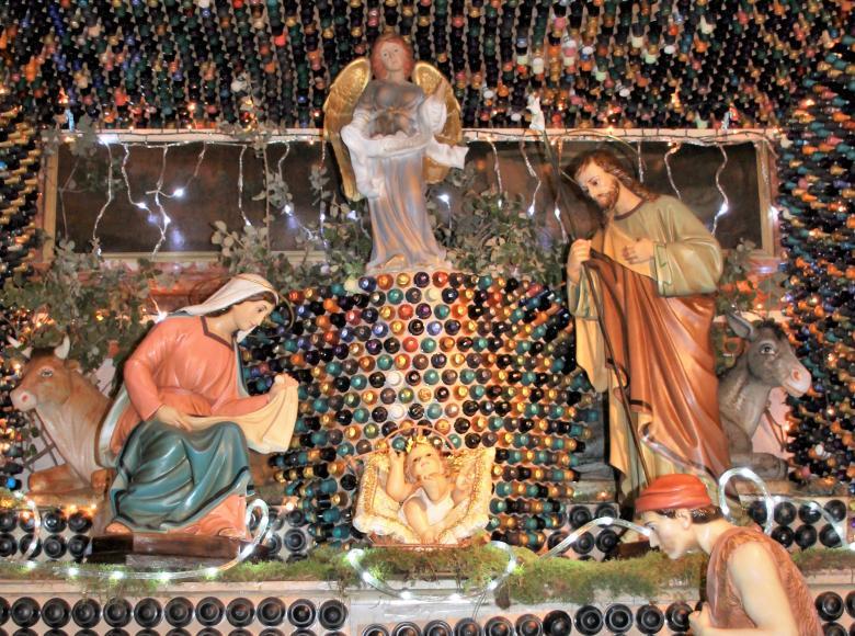 Natal é sermos testemunhas do amor de Deus