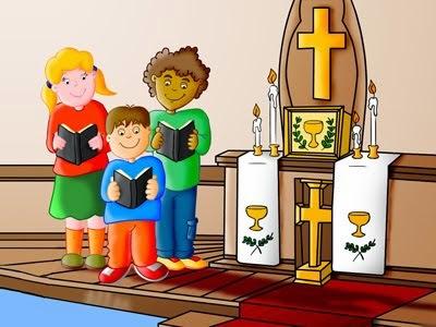 Liturgia com Crianças