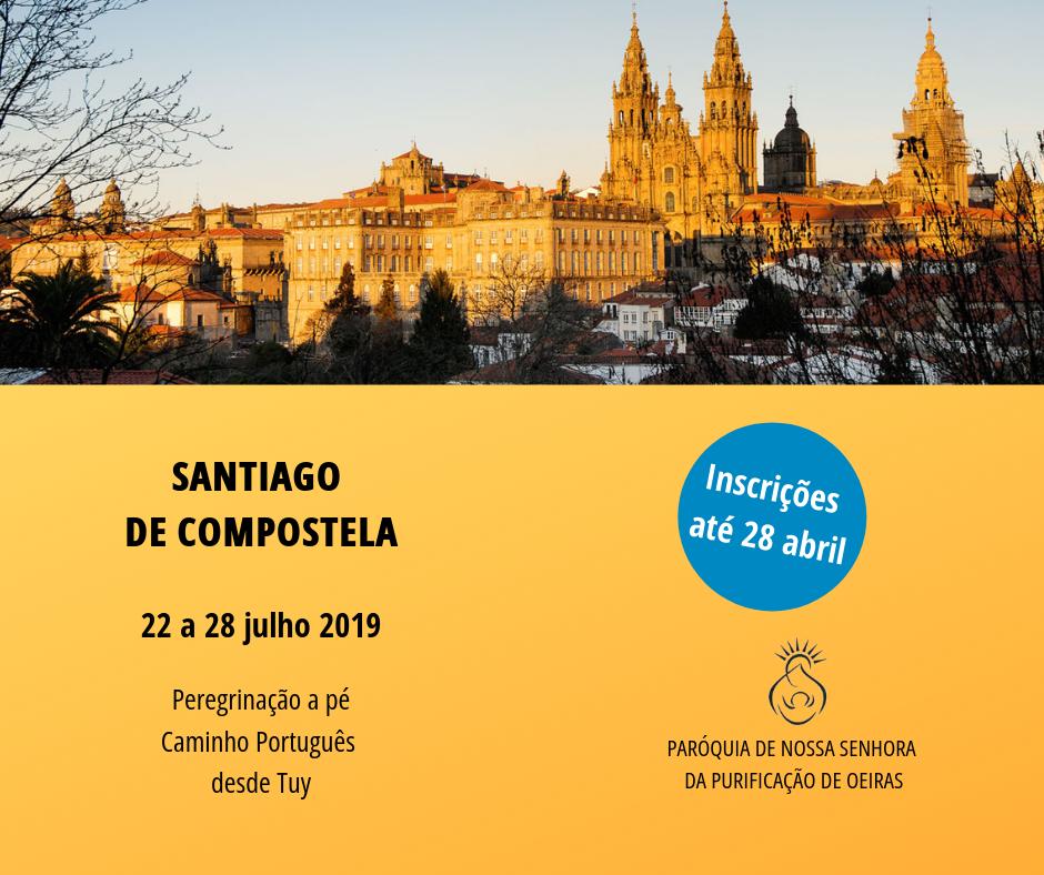 Peregrinação a São Tiago de Compostela