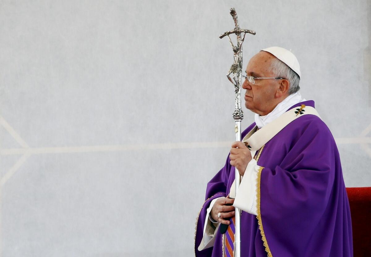 Mensagem do Santo Padre para a Quaresma de 2019