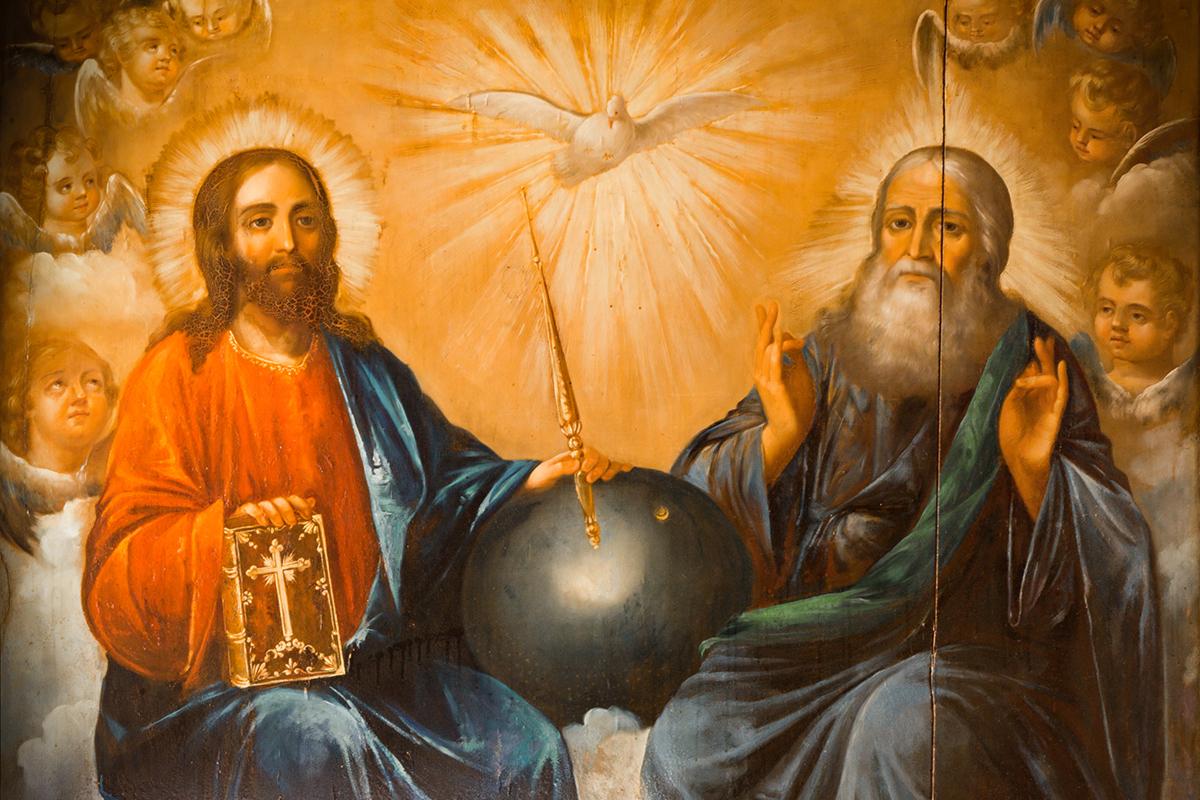 Oração de consagração da família à Santíssima Trindade