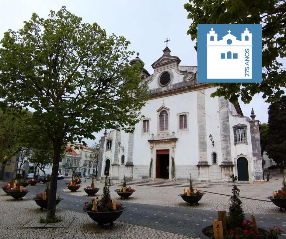 Programa de comemoração dos 250 anos da Igreja Matriz