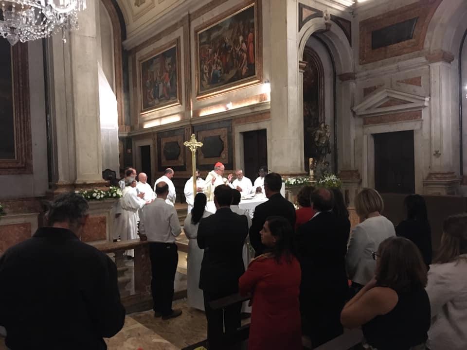 Comemoração dos 250 anos da dedicação, bênção e inauguração da nossa igreja matriz