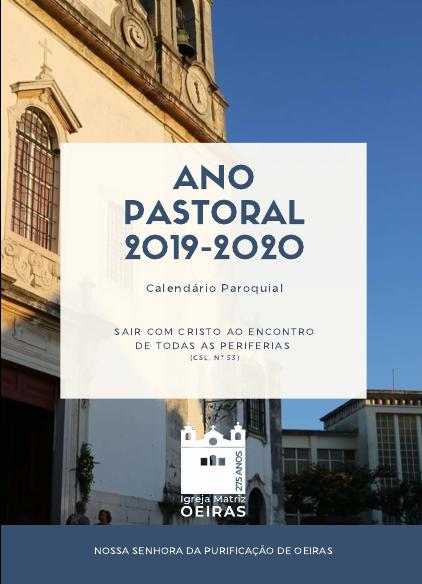 Programa Pastoral 2019-2020