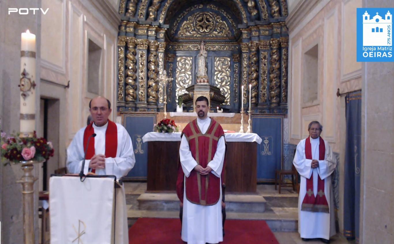 Missas Online em direto na Paróquia Oeiras TV