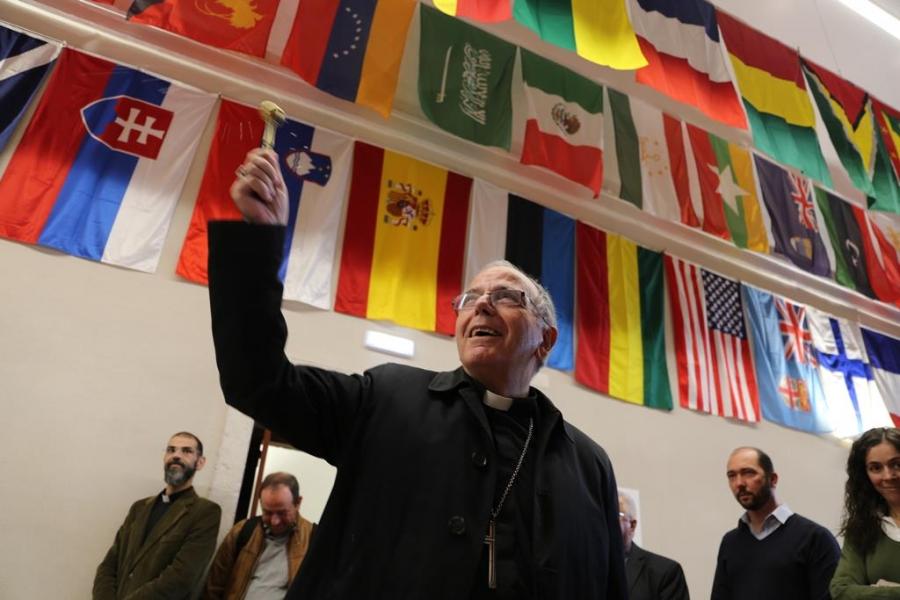 """Cardeal-Patriarca reage ao adiamento da JMJ em Lisboa """"A absoluta prioridade"""" é vencer a pandemia"""