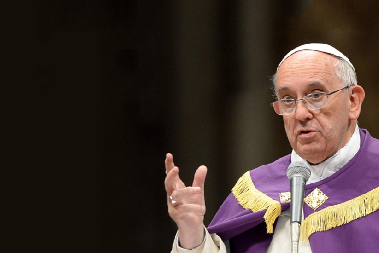 Mensagem do Papa Francisco para Quaresma 2021