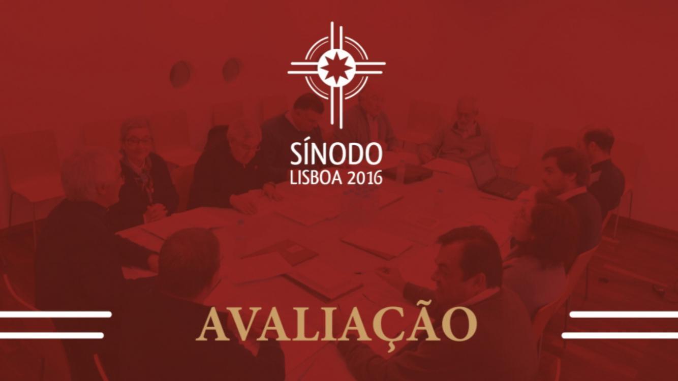 Questionário – Sínodo Diocesano de Lisboa 2016!